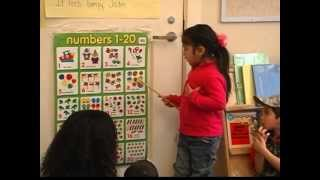 Supporting English Language Learners in the Preschool Classroom