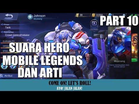 41 Gambar Hero Mobile Legends Beserta Namanya HD Terbaru