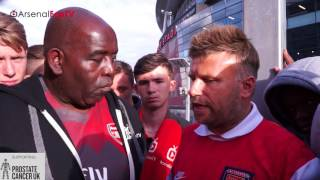 Arsenal 1-2 Sevilla   Graham Says He Doesn't Want Alexis To Go