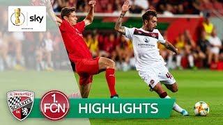 FC Ingolstadt - 1. FC Nürnberg 0:1 | Highlights - DFB-Pokal 2019/20 | 1. Runde