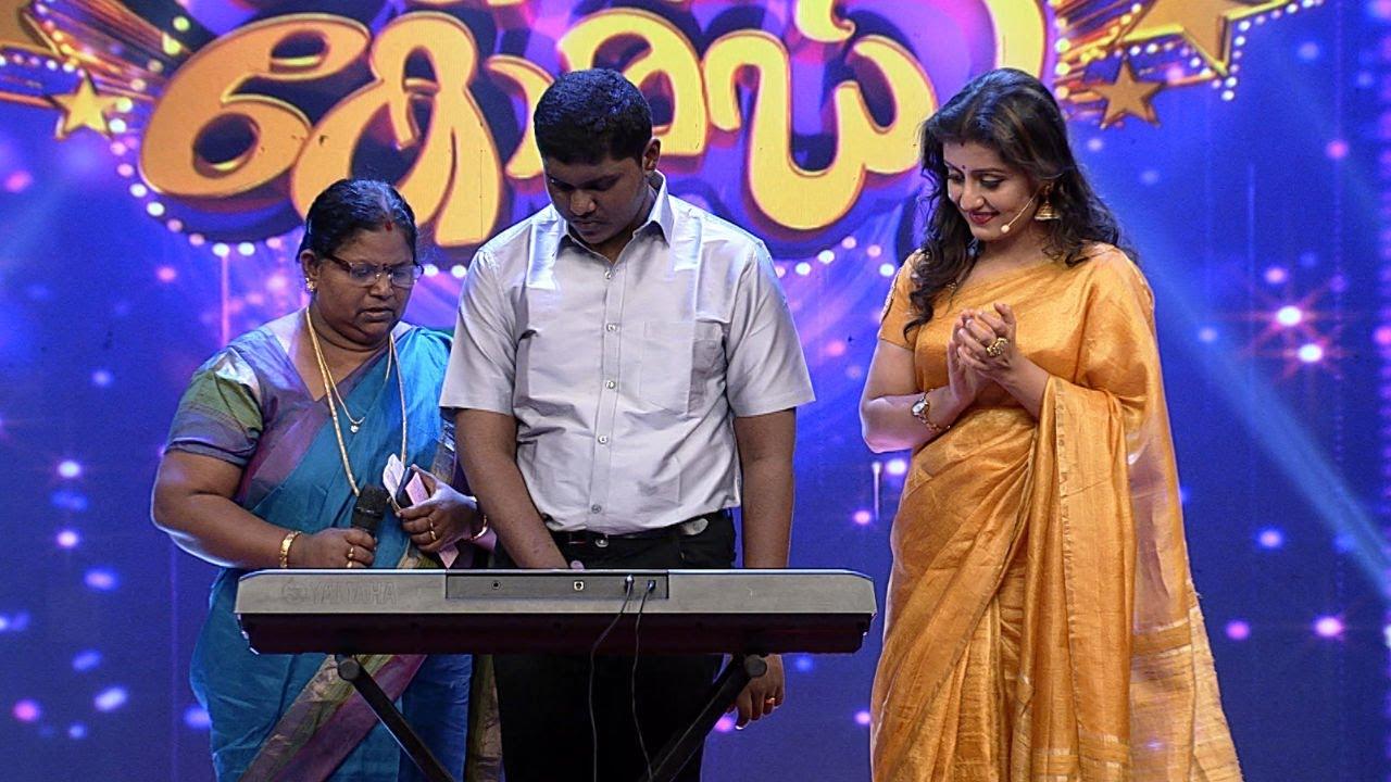 #ThakarppanComedy | Autistic boy Abhiram with excellent performance | Mazhavil Manorama