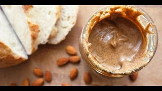 Almond Butter In 1 Minute Using Vitamix