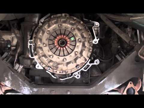 Porsche Boxster Replacing cluch