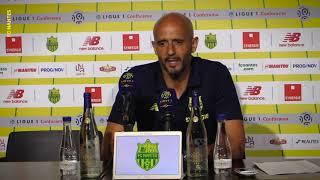 FC Nantes - SM Caen : la réaction des entraîneurs