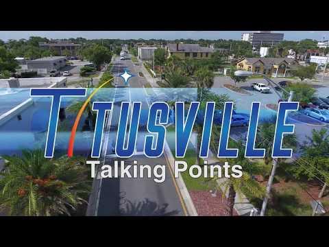 Titusville Talking Points - July 2018