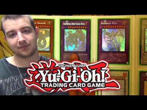 My Top 25 Rarest and Most Expensive Yu-Gi-Oh! Cards! 2015 Update
