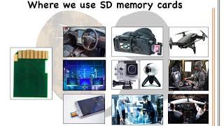 Understanding corrosion of SD memory cards | Mirsajjad Mousavi