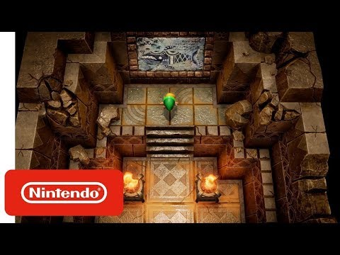 The Legend of Zelda: Link's Awakening Overview Trailer - Nintendo Switch
