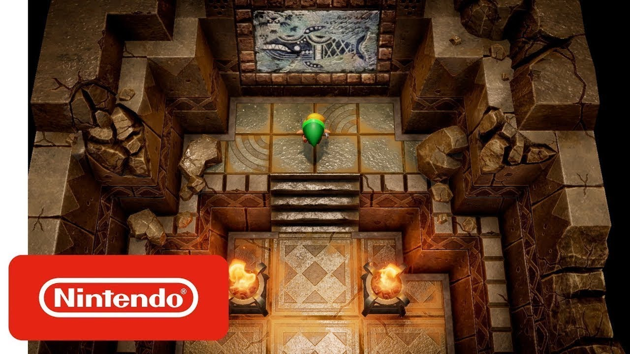 The Legend of Zelda: Link's Awakening Overview Trailer - Nintendo Switch thumbnail