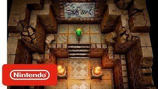 Download The Legend of Zelda: Link's Awakening Overview Trailer - Nintendo Switch Mp3 and Videos