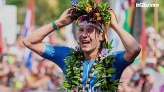 Patrick Lange hat bei seinem IRONMAN Hawaii-Sieg im Oktober 2017 di...