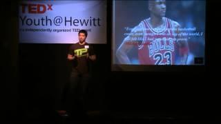 Jon Lee Brody at TEDxYouth@Hewitt