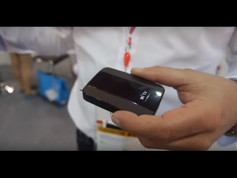 Geniatech WiTV DVB-T2 ISBD-T Watch  Full HD TV on Tablet/Phone Anywhere You Like