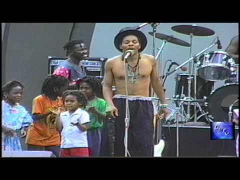 GBTV CultureShare ARCHIVES 1992: MAJEK FASHEK  #5  HD