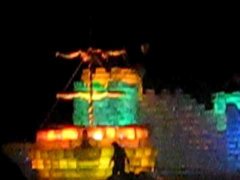 2009 Winter Carnival Opening Fireworks