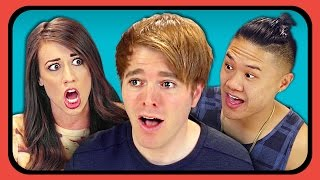 YouTubers React To Charlie Bit Me All Grown Up