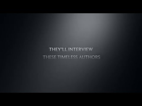 Interviews With Legendary Writers From Beyond
