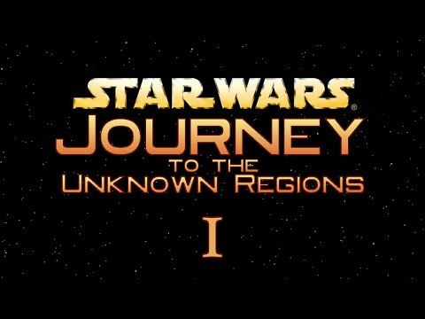 Star Wars: Journey to the Unknown Regions   1   Anger Leads to Hate