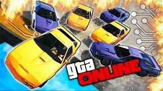 САМЫЙ ЭПИЧНЫЙ БАТЛ В GTA 5 ONLINE