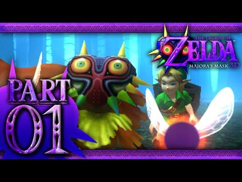 The Legend of Zelda: Majora's Mask 3D - Part 1 - A Doomed Land