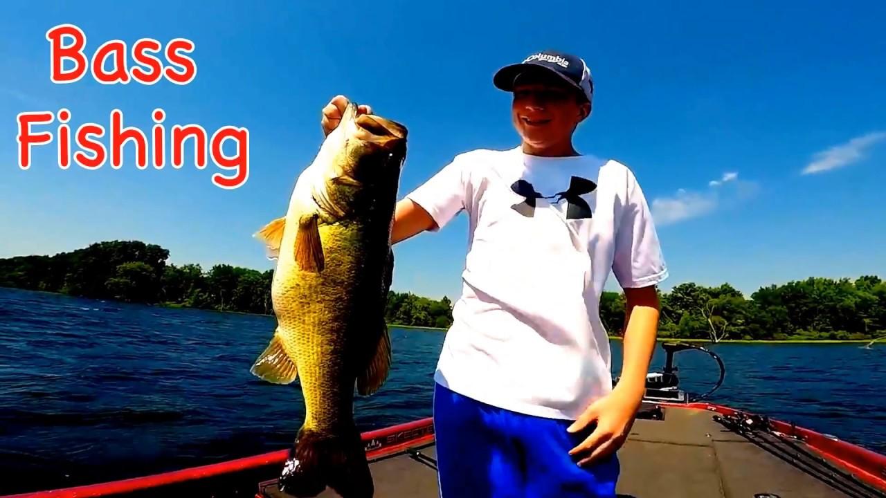 Bass Fishing For Beginners