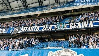 LECH POZNAŃ - Śląsk Wrocław (20.11.2016): doping kiboli Kolejorza