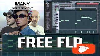 Babylonia Imany vs Filatov, Karas - Dont be so shy FL Studio Уроки FLP