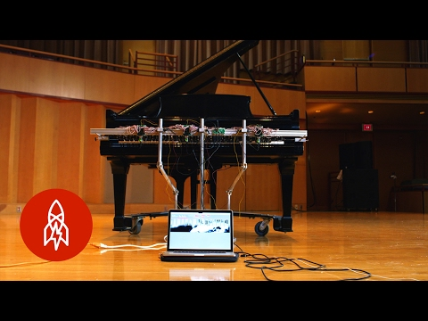 The Cloud Piano | That's Amazing