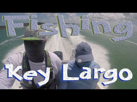 Fishing Key Largo Reefs And Long Key Bridge
