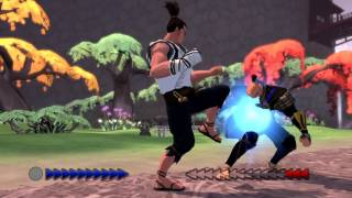 Karateka (2012) PS3 - Perfection | no damage/no hurt, completely untouched, True Love Playthrough