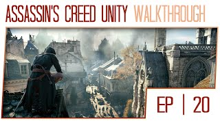 Assassin's Creed Unity 1080p Gameplay Walkthrough - 60fps PC - Part 20