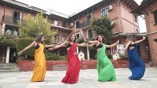 Dhak Dhak Karney Laga~Madhuri Dixit~Bollywood dance~Kavi Shakya choreography
