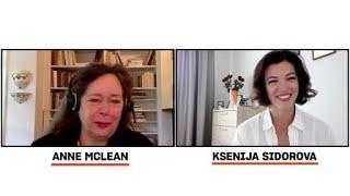 Ksenija Sidorova: Conversation with the Artist