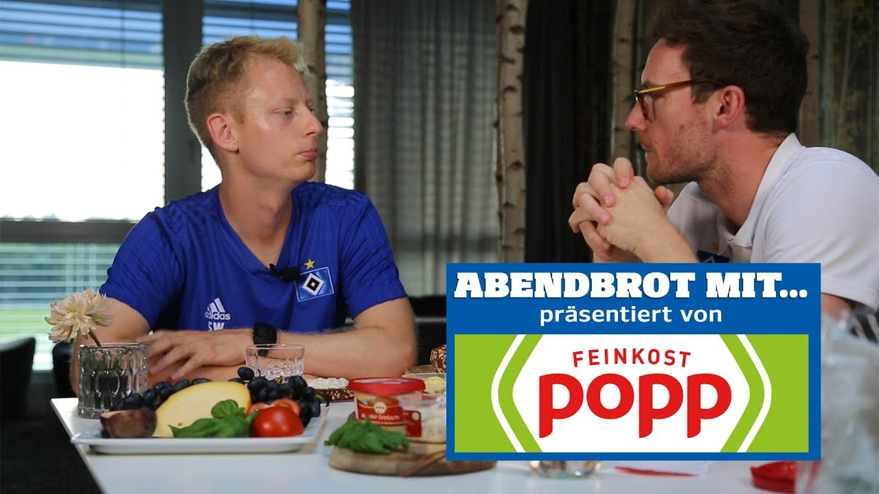 Abendbrot mit... U21-Trainer Steffen Weiß | präsentiert von Popp Feinkost