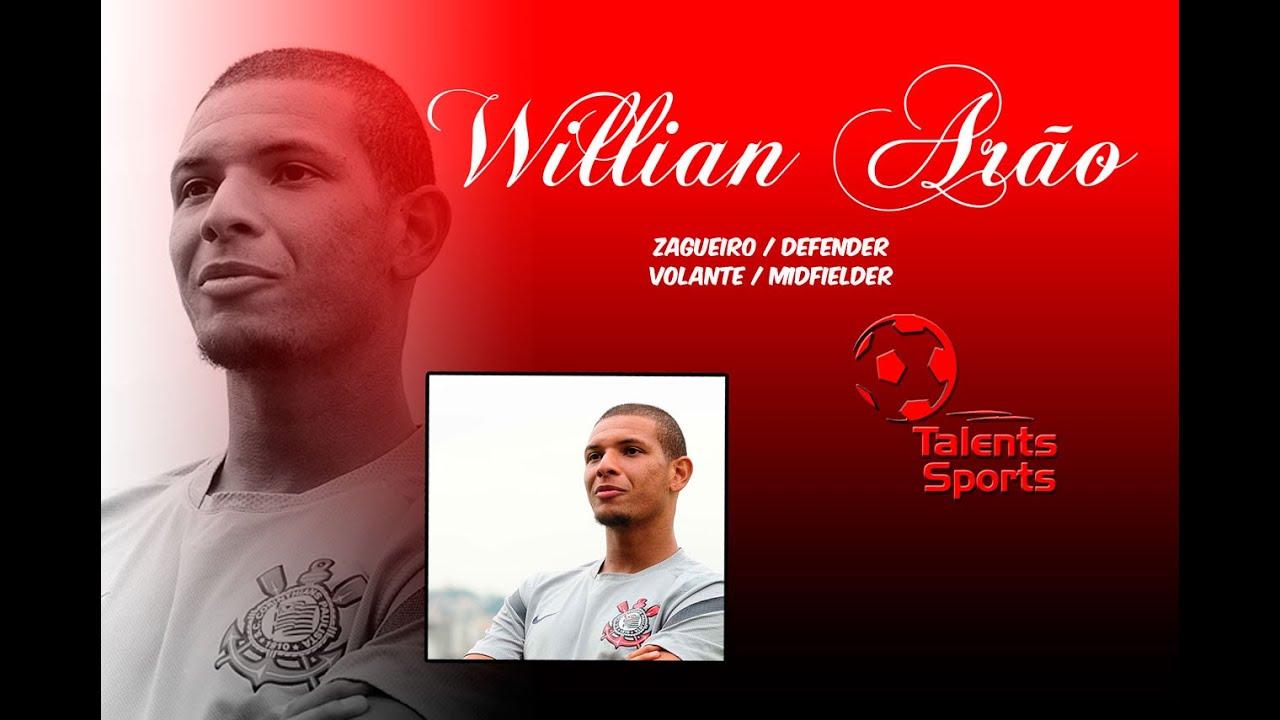 Willian Arão Willian Souza Arão Volante Www.golmaisgol.com