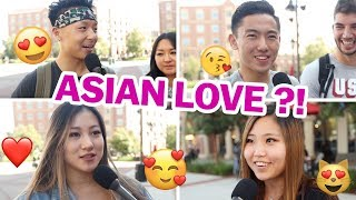 ASIAN LOVE vs AMERICAN LOVE....Which One Is Better?