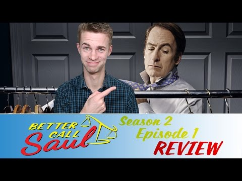 Better Call Saul Season 2, Episode 1 - TV Review