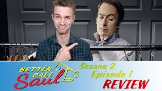 Better Call Saul Season 2, Episode 1 - TV Review