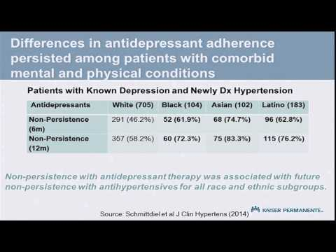 Persistent disparities among our nation's insured - Dr. Alyce S. Adams, PhD
