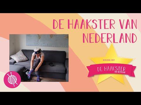 De haakSTER van Nederland | 2 Muts of wanten | Aflevering 4