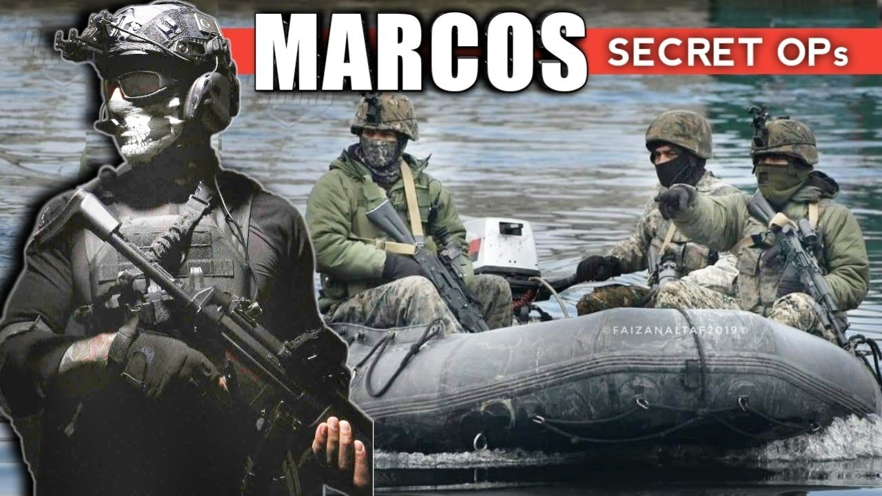 Indian Navy MARCOS Commandos - The Few The Fearless   Marcos Commandos -  MARCOS Special Forces - YouTube