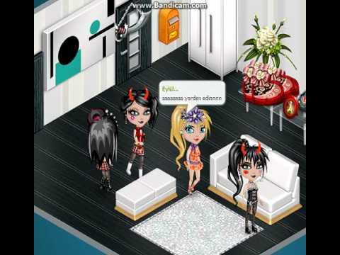 avatariada melekler ve şeytanlar