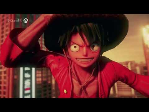 JUMP FORCE Trailer - Shonen Jump Fighting Game (E3 2018)