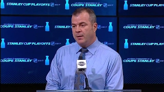 Vigneault: We felt there was icing on Senators