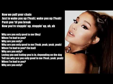 ariana-grande-,-normani,-nicky-minaj--bad-to-you-(lyrics/letra)