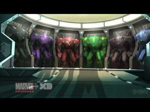 Hulk And The Agents Of S.M.A.S.H. - Hulkbuster Armor