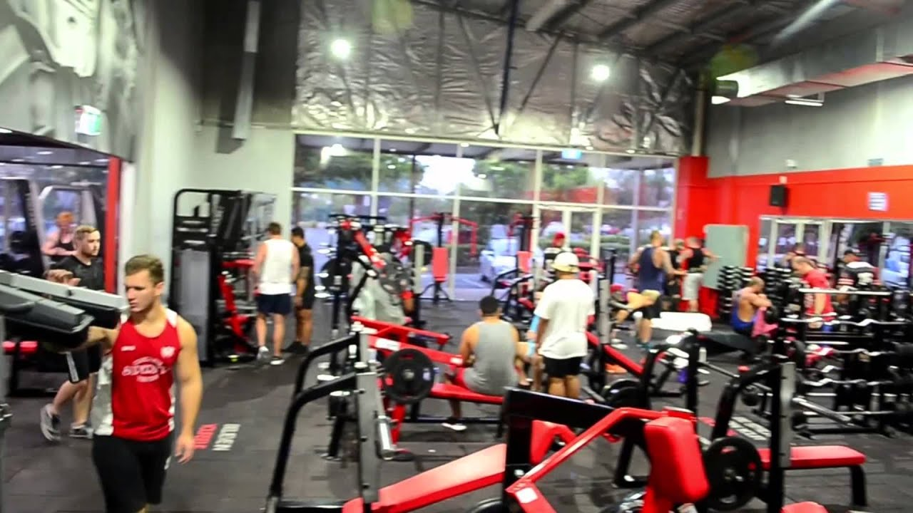 gym in barrie on