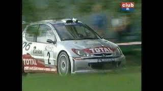 WRC Deutschland 2002 - Moteurs (RTL)