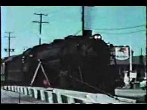 New Albany IN Rail Video in the 1950's - 3
