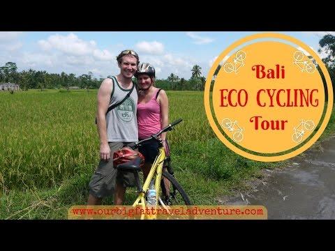 Bali Eco Cycling Tour, Ubud, Indonesia